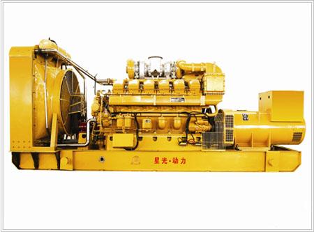 济柴190柴油发电机组