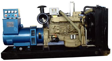 斯太尔柴油发电机组